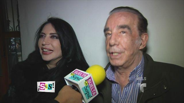 Mauricio Herrera asegura que no usa la pastillita azul (VIDEO)
