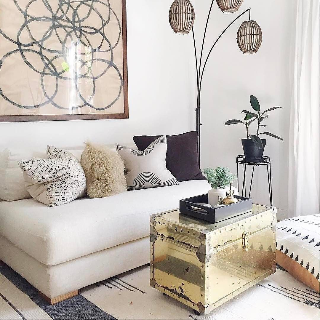 trending #MYCB2 photo featuring CB2 Piazza Apartment Sofa. link in ...