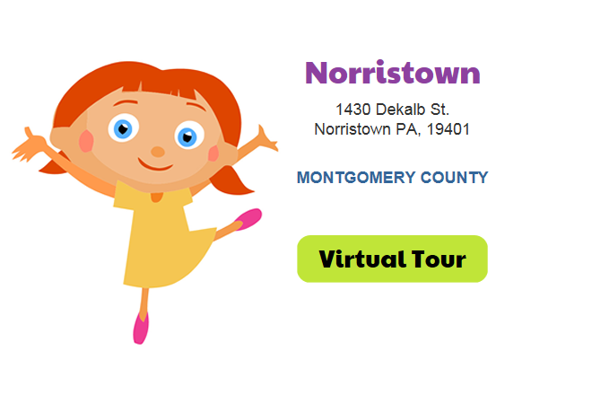 Take a virtual tour of Play & Learn – Norristown