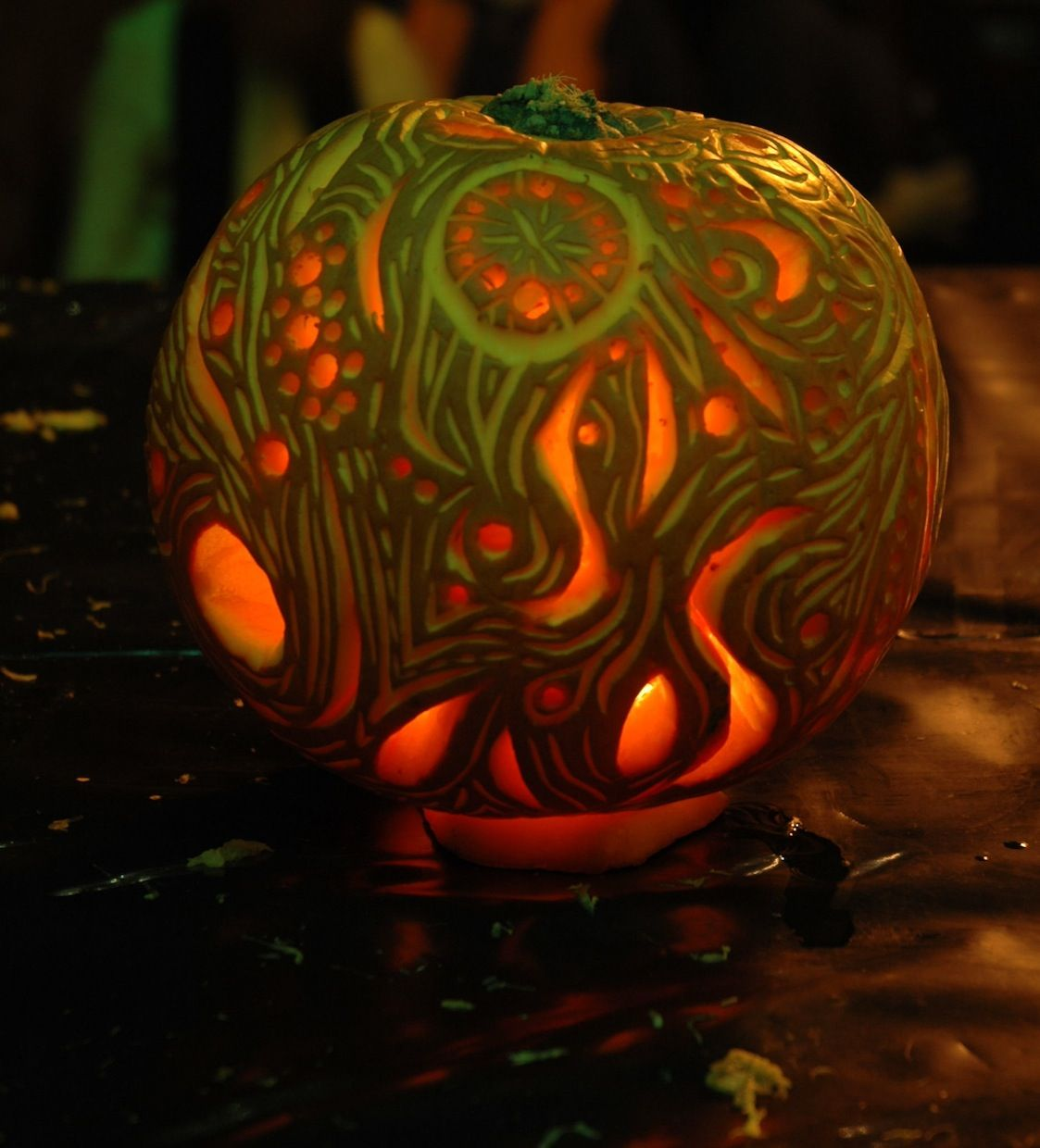 Awesome pumpkin carving holidays halloween fall