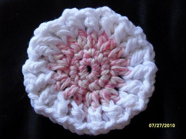 Cotton Face Scrubbie Pattern Crochet And Knit Pinterest Face