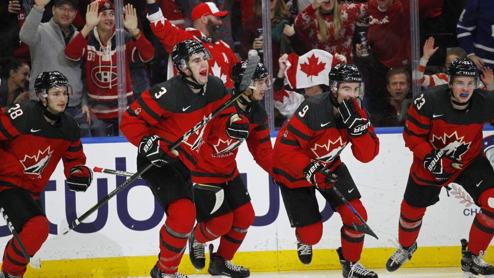 Team Canada wins 17th world junior gold World junior