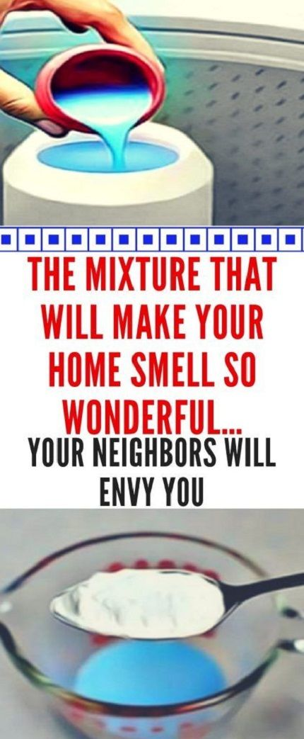 Her House Always Smells Wonderful And Fresh And People Can't Understand Why. Here's Her Secret #heal...