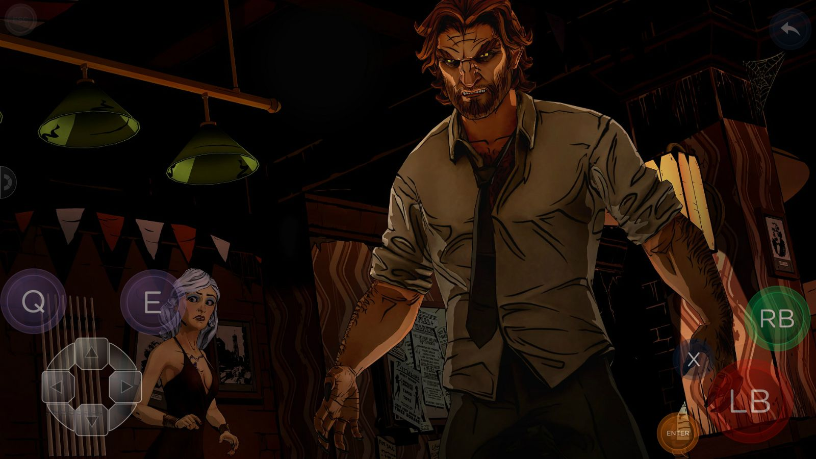 Download Our Latest Virtual Controller Submission By Seaniccus The Wolf Among Us Keep The Peace Of Fabeltown As Bigsby The Wolf Among Us Wolf Adventure Games