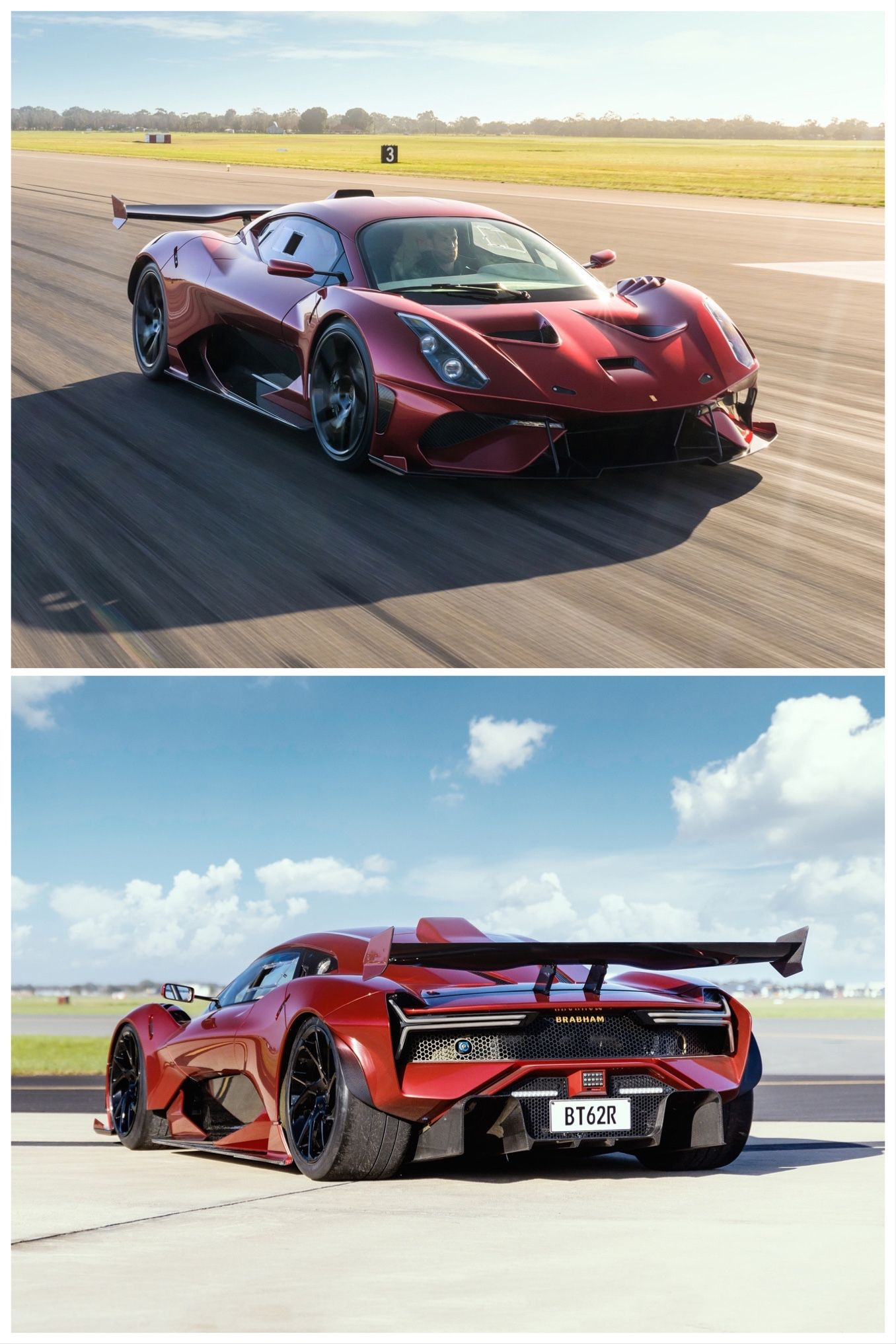 The Brabham Bt62r Is The Hardest Core Road Legal Supercar You Can Buy In 2020 Super Cars Pagani Koenigsegg