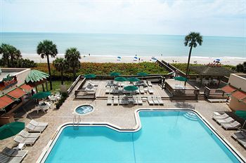 Doubletree Hilton Melbourne Beach Fl Coast Hotels Florida Vacation International Airport