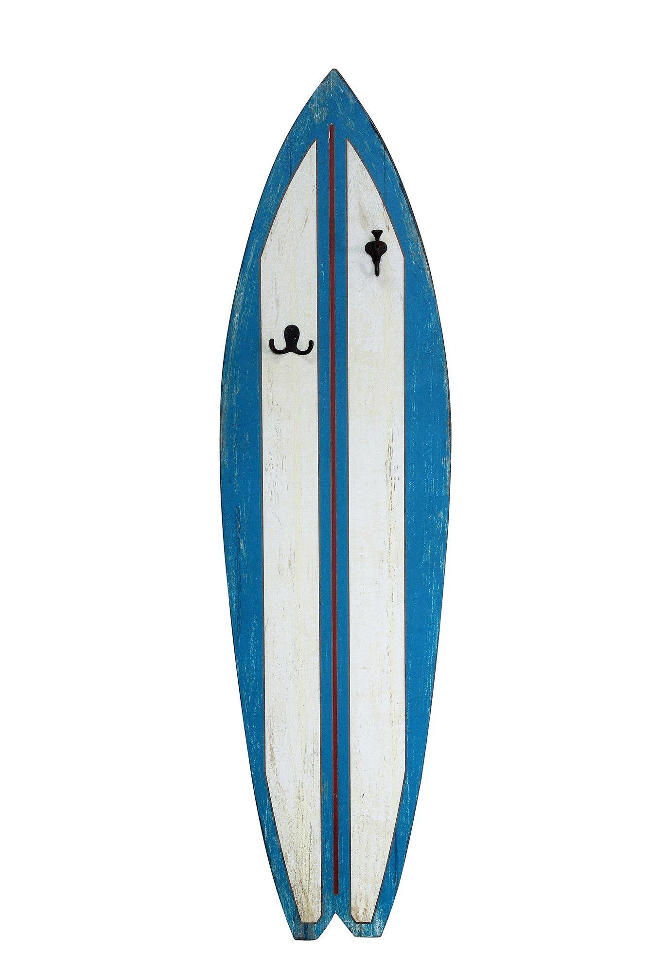 Surf Board Wall Decor | boys bathroom | Pinterest | Surf board, Wall ...