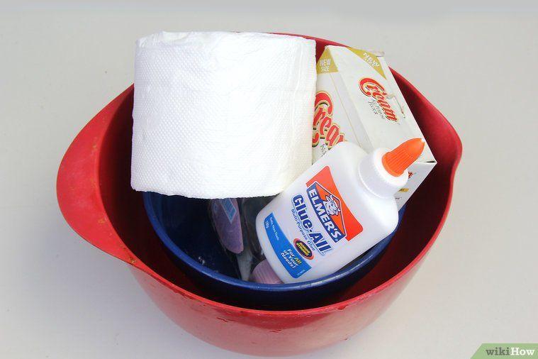 Make Paper Clay   Crafts   Paper mache clay, Paper clay, Paper Towel