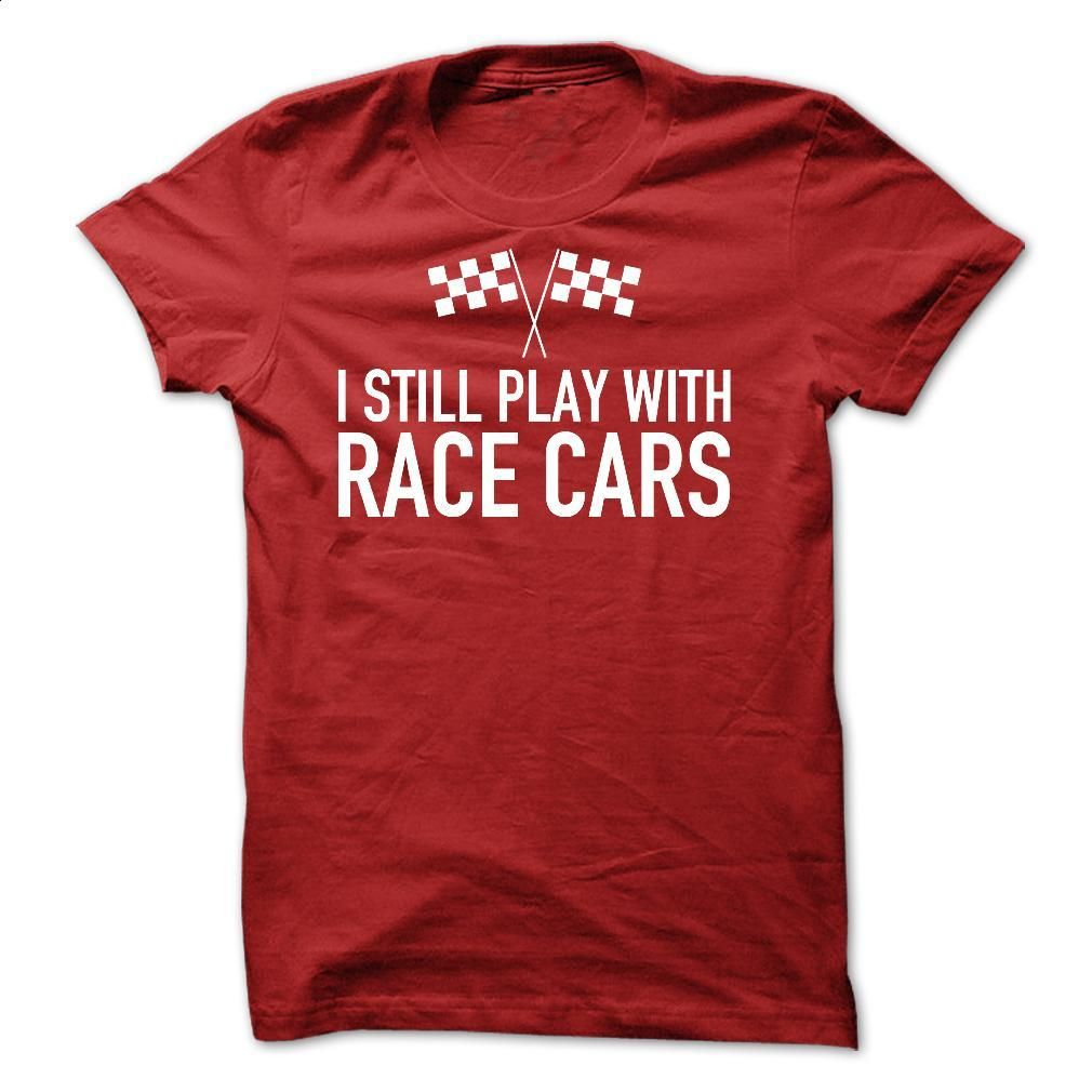 I Love Car Racing T Shirt, Hoodie, Sweatshirts - custom tee shirts ...