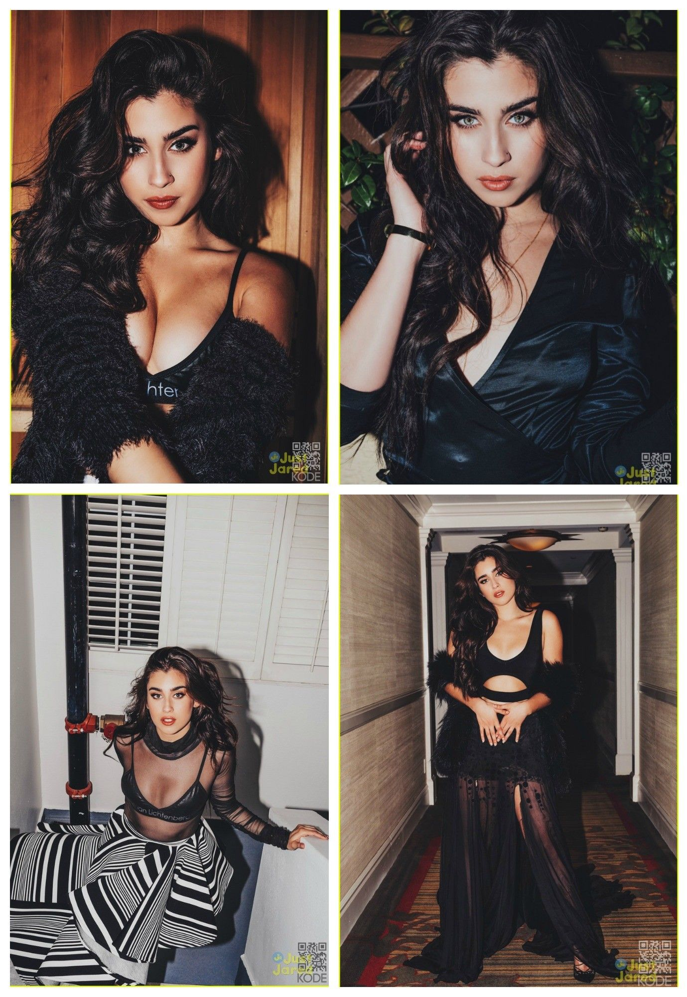 Lauren Jauregui's Photoshoot For Kode Magazine...I CANNOT