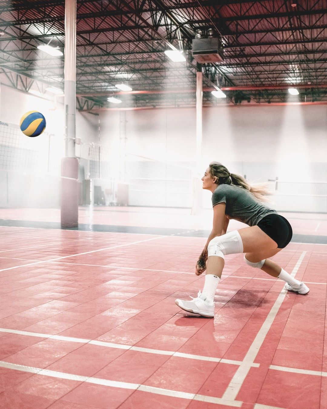 Support Without Restriction Lasso S Volleyball Performance Compression Socks Are Designed To Move With You Las In 2020 Ankle Support Compression Socks Supportive