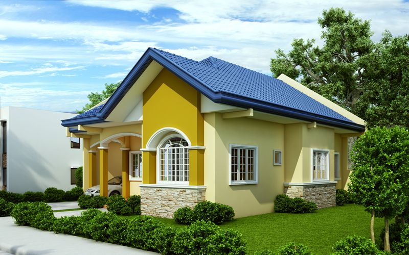 Small House Design 2015012   Pinoy EPlans   Modern House Designs, Small  House Designs