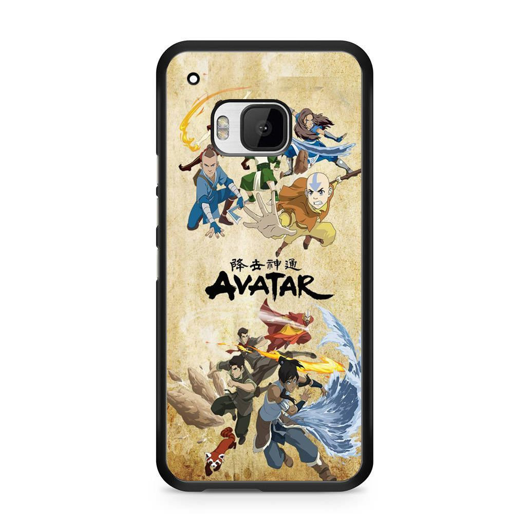 Avatar The Last Airbender HTC One M9 Case