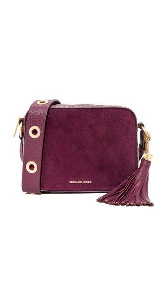 Michael Kors Brooklyn Camera Bag