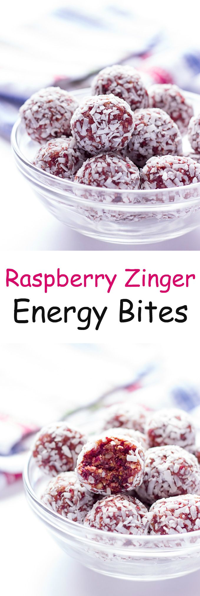 Pinterest Raspberry Recipe Image