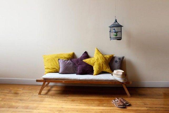 Ambiance vintage pour une belle chambre d'efant à la déco design ...