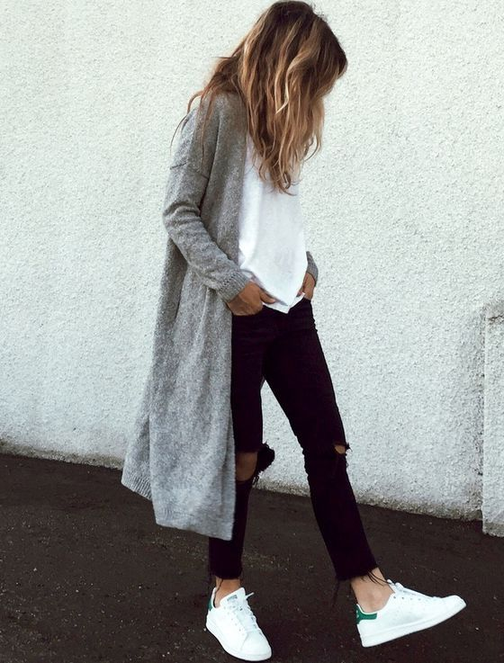 Bildergebnis für long cardigan outfit | Fashion | Fall/Winter ...