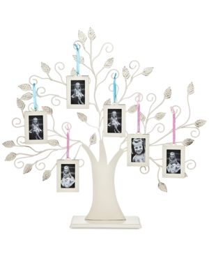 Philip Whitney Tree Of Life Baby Multi Picture Holder 6 Frames