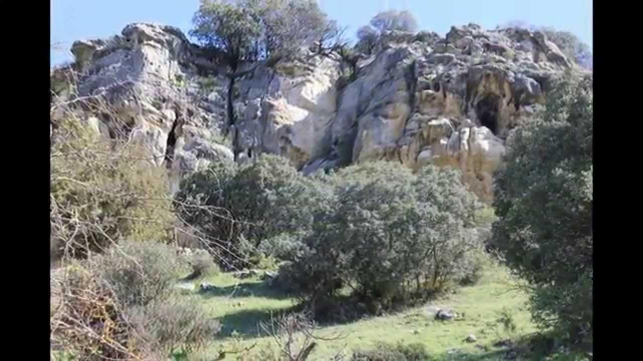 Sendero por pantano de Guadalix de la Sierra