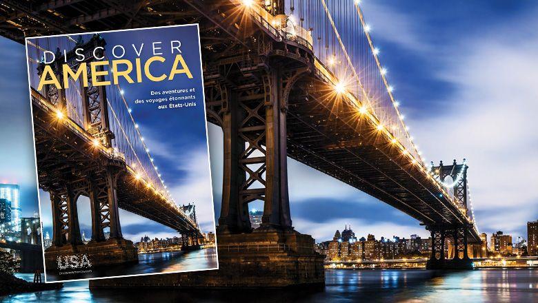 Discover America - Guide de Voyage Aux Etats-Unis, Vacances aux USA