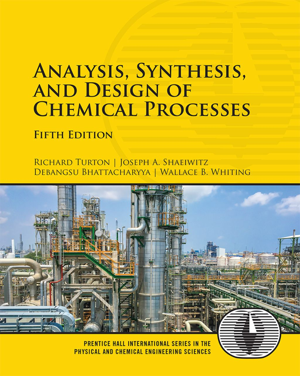 Analysis Synthesis And Design Of Chemical Processes Ebook With