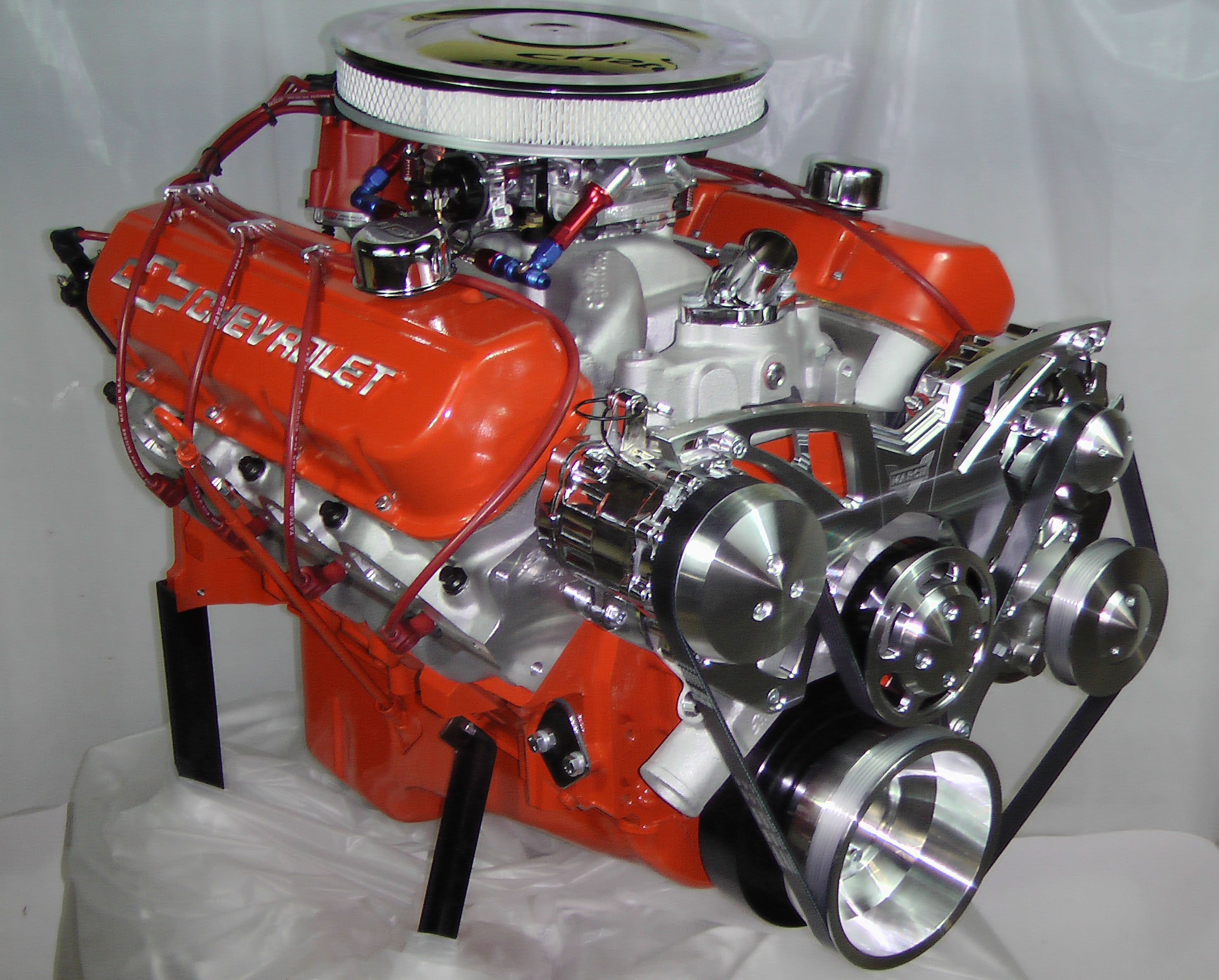 Http Www Proformanceunlimited Com Chevy Html Crate Engines