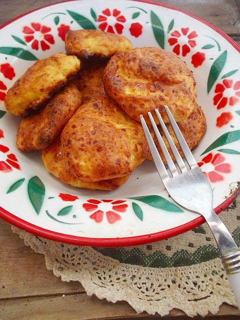 Astal Kuhinja Ravnice: Uštipci od sira a iz rerne