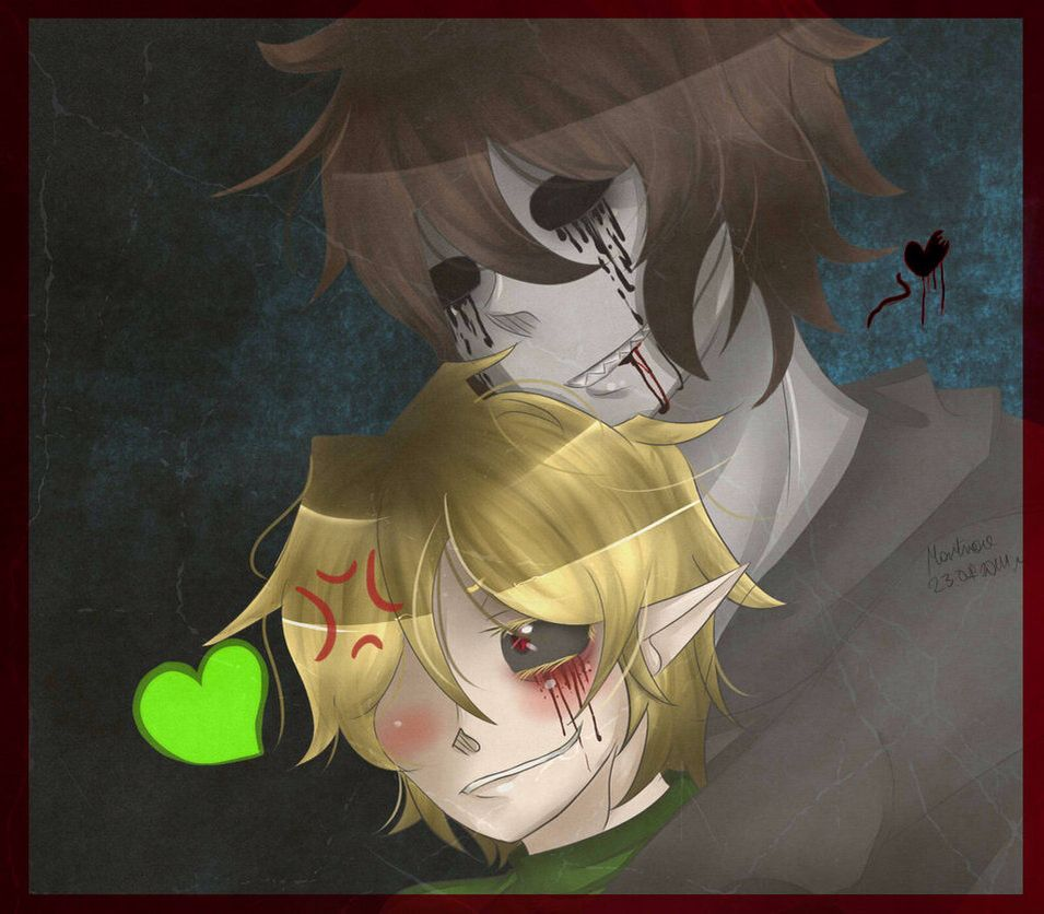 E J x BEN | !CreepyPasta is life! | Eyeless jack, Creepypasta