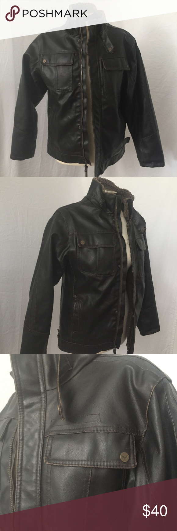 Hawke Co Outfitters Lined Jacket Hawke Co Outfitters Helicopter Patrol Team Zipper Aviator Bomber Lined Jacket Pre Owned Line Jackets Jackets Outfitter [ 1740 x 580 Pixel ]