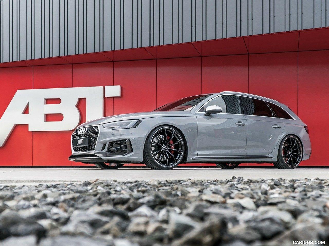 2018 Audi RS4 Quattro ABT Ineax Motors Audi, Dream