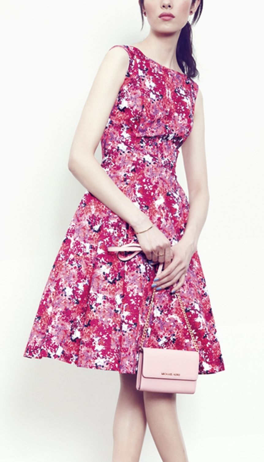 The cutest floral Maggy London dress for spring. @nordstrom ...