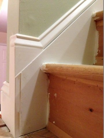 T Stair Skirt Stairs Skirting