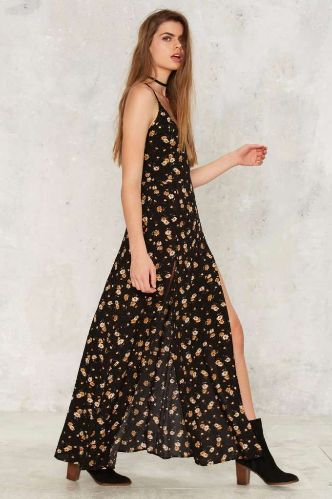 Cover the Field Floral Maxi Dress - Sale: Newly Added | Sale: 20% Off | Maxi Dresses | Dresses