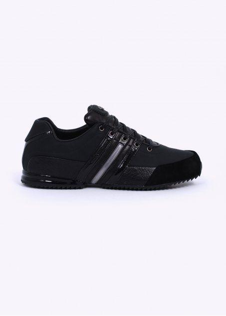 Y3 Adidas Yohji Yamamoto Sprint Trainers Black Schuhe