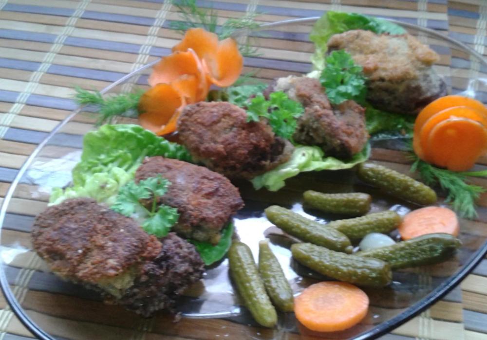 Kaszanka Czyli Slaski Krupniok W Panierce Doradcasmaku Pl In 2020 Food Beef Meat