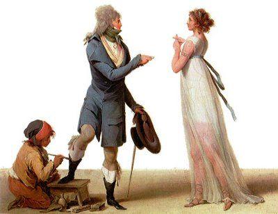 The Oregon Regency Society ~ Northwest Chapter: Undressing the Regency Lady