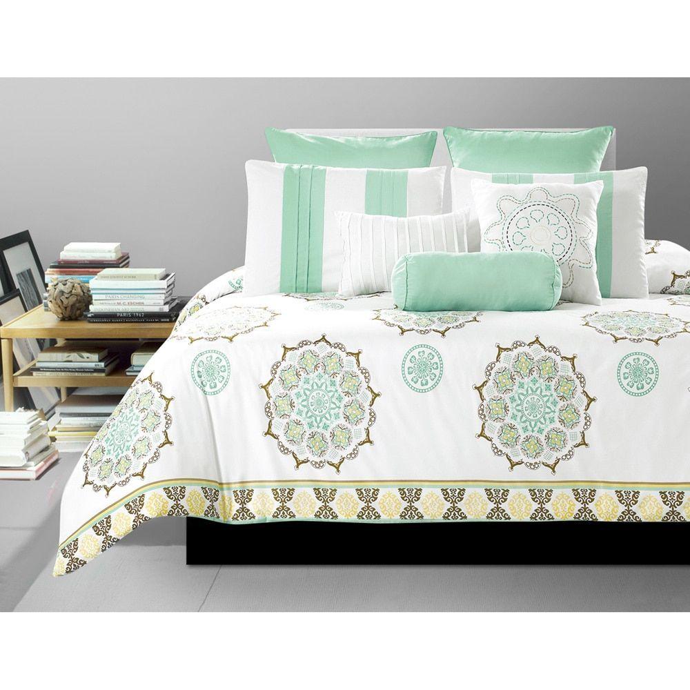Journee Home Bejar 8-piece Comforter Set