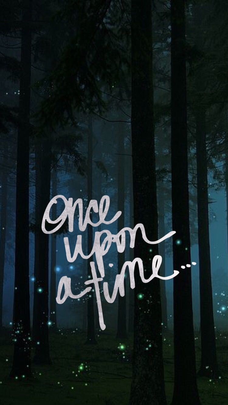 Once Upon a Time... (Tia) iPhone 6 wallpaper background | #enchanted #forest #ouat
