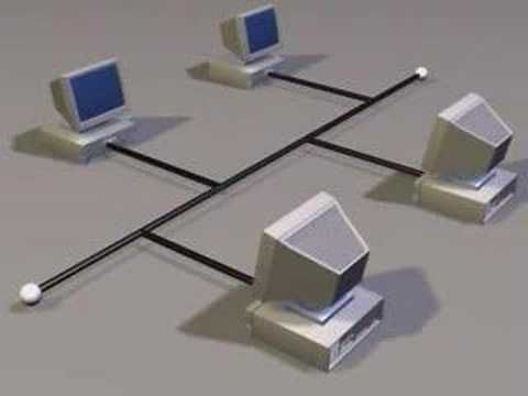 Bus Topology Topology Networking Home Decor