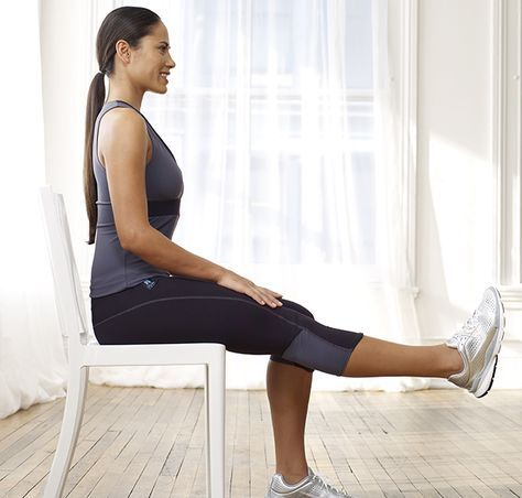 Stronger Knees In 3 Easy Moves  http://www.prevention.com/fitness/strength-training/exercises-strengthen-your-knees