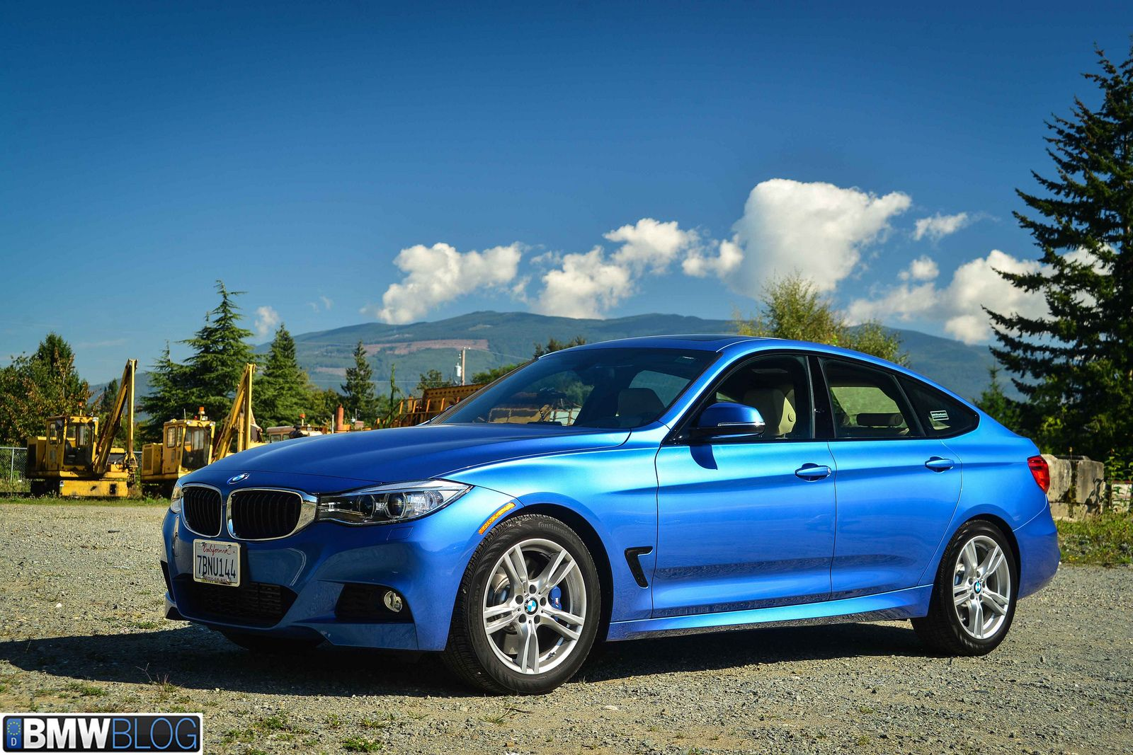 Bmw 330 gt blue google search