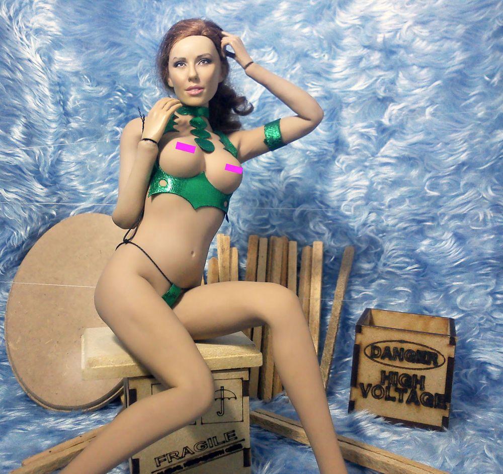 NO STAIN 1:6 Phicen TBleague underwear Bikini for JIAOU DOLL