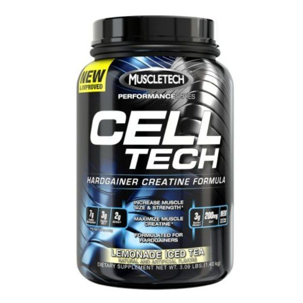 Muscletech Cell Tech Performance Series Limited Edition Lemonade