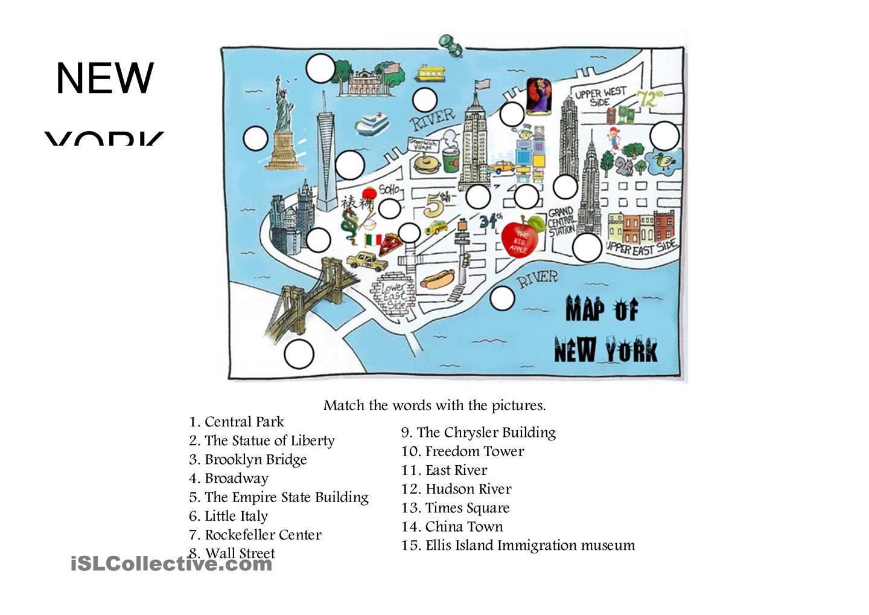 New York City Top Sites Esl
