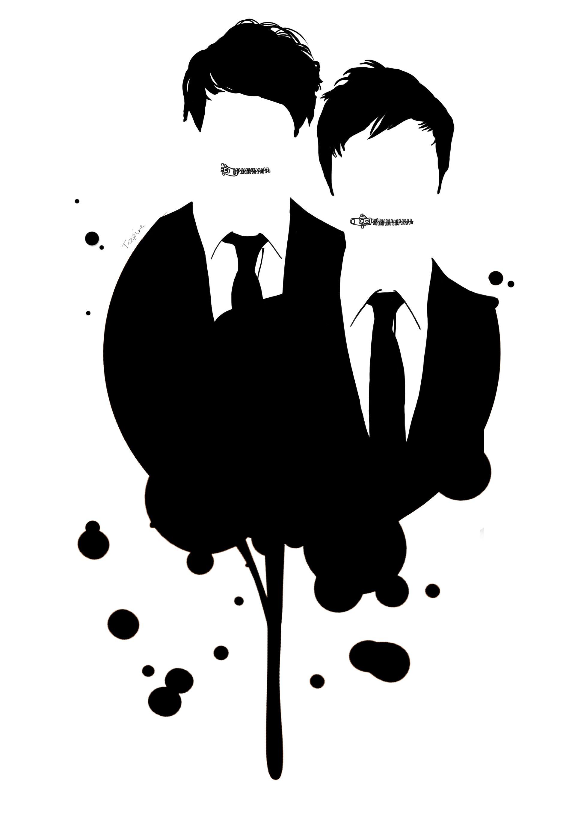 Barry and Stuart: Splat