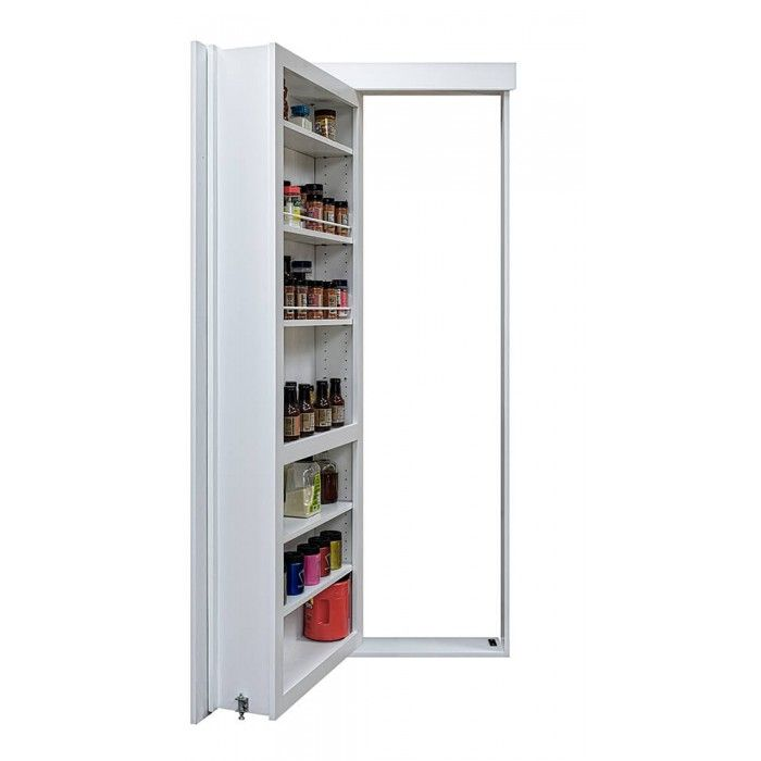 Pantry Door Organizer Ikea: Pantry Door (Reversed)