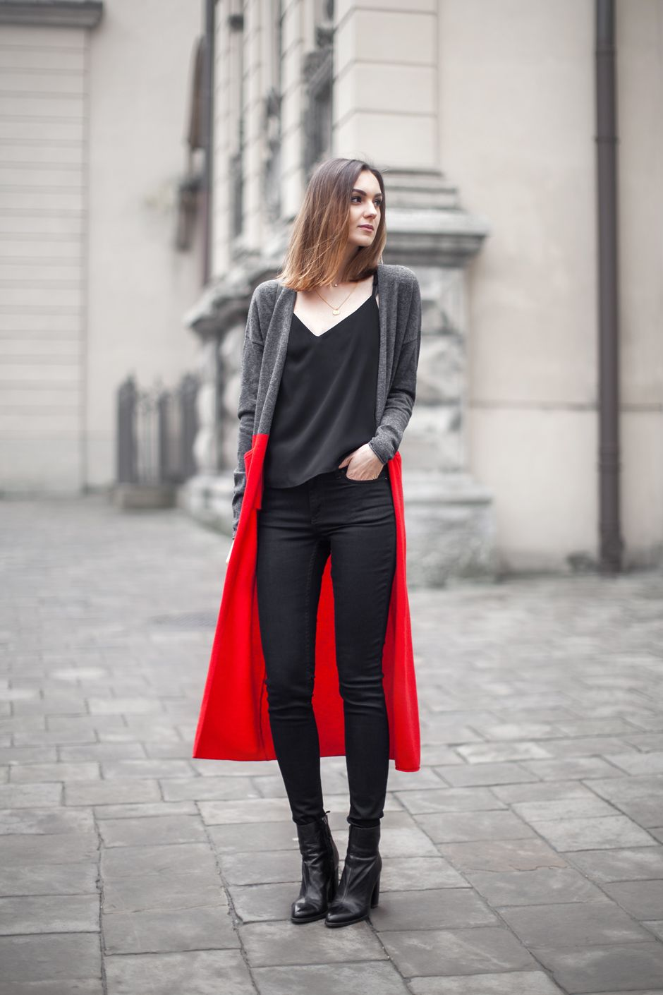 c1feda1f7450 4 WAYS TO WEAR SKINNY JEANS THIS SPRING Fashion Agony waysify ...