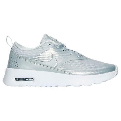 7a8046d984 Girls' Preschool Nike Air Max Thea SE Running Shoes   Finish Line ...