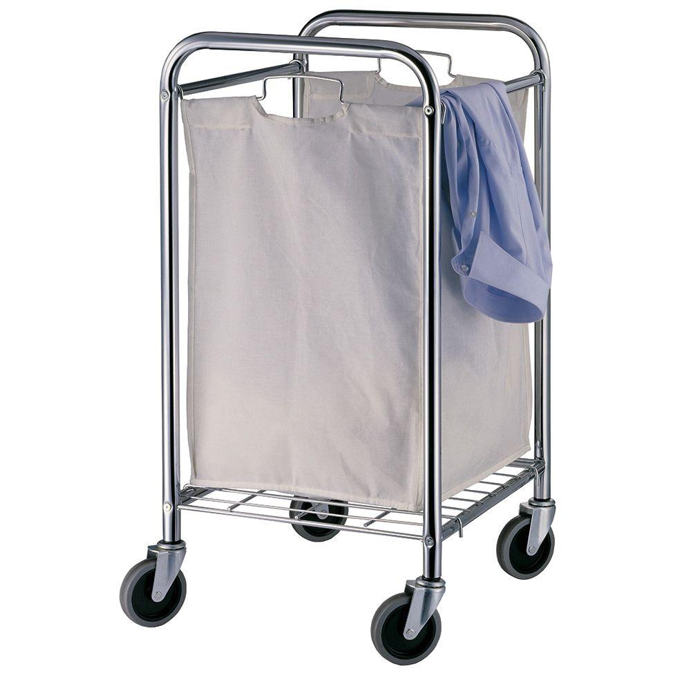 fascinating rolling laundry basket in bathroom ideas rolling laundry basket with white ceramic floor