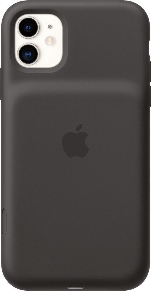 Apple Iphone 11 Smart Battery Case Black Mwvh2ll A Best Buy In 2020 Apple Iphone Iphone 11 Unicorn Iphone Case
